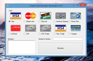 generador de tarjetas de credito con nombre y dinero