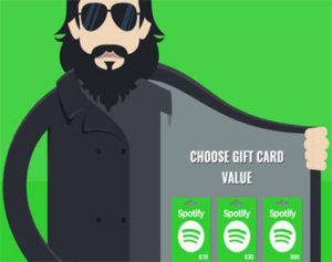 generador de tarjetas de credito para spotify