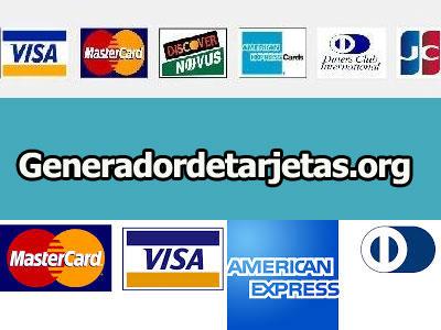 generador de tarjetas de crédito