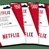 tarjeta regalo netflix gratis